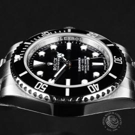 RO21761S Rolex Submariner Non Date Close7