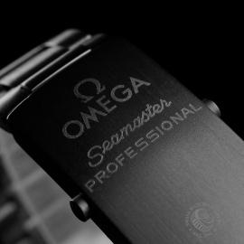 OM22534S Omega Seamaster Professional Titanium Close8