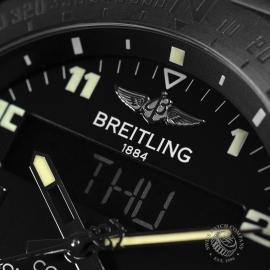 20151S Breitling Cockpit B50 Titanium Chronograph Close7