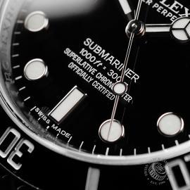 RO21834S Rolex Submariner Non Date Ceramic Close4