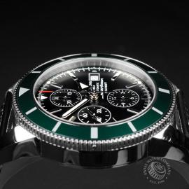 BR22461S Breitling Superocean Heritage 46 Chronograph Close6