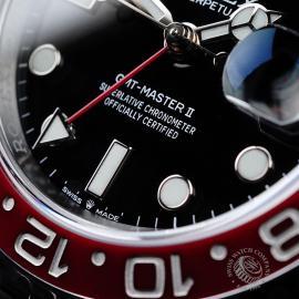 RO21767S Rolex GMT-Master II BLRO Close4