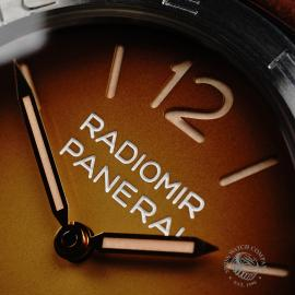 PA21873S Panerai Radiomir 3 Days Acciaio Brevettato Close3 1