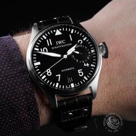 IW21574S IWC Big Pilot Wrist
