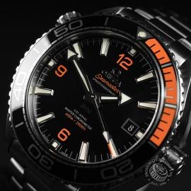 OM21393S Omega Planet Ocean Co-Axial Master Chronometer Close2