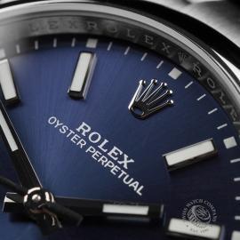 RO22449S Rolex Oyster Perpetual 41 Unworn Close3