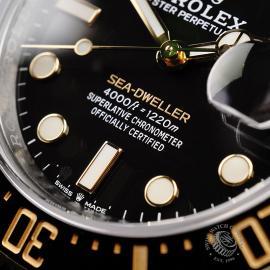 RO22038S Rolex Sea-Dweller Unworn Close4