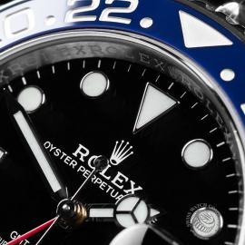 RO21783S Rolex GMT Master II BLRO Close3