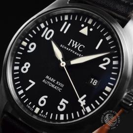 IW21223S IWC Pilots Watch Mark XVIII Close2