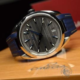 OM21203S Omega Seamaster Aqua Terra Co-Axial Master Chronometer Close10