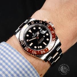 RO22018S Rolex GMT-Master II Wrist