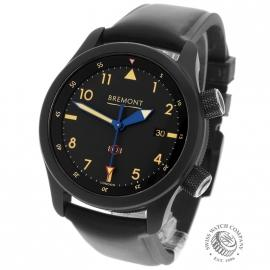 Bremont U-2 Black Jet Pilot Watch