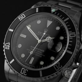 RO22642S Rolex Submariner Date Close1