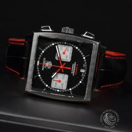 21489S Tag Heuer Monaco Calibre 12 Limited Edition Close9