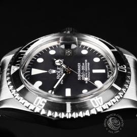 RO21817S Rolex Submariner Date Close6