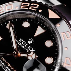RO22299S Rolex GMT-Master II Unworn Close4