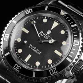RO22567S Rolex Submariner Non-Date Close2