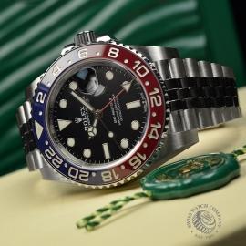 RO21051S Rolex GMT Master II Close10