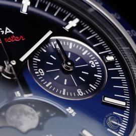 OM1923P Omega Speedmaster Moonphase Co-Axial Close5