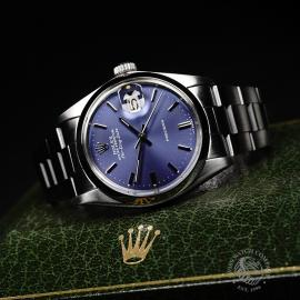 RO21914S Rolex Vintage Air-King Date Close10