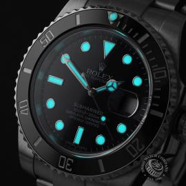 RO21778S Rolex Submariner Date Ceramic Close1