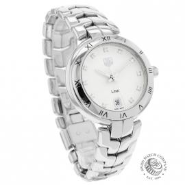 TA20629S Tag Heuer Link Dial 1