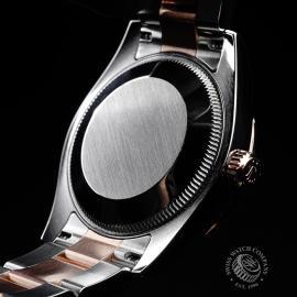 RO21702S Rolex Ladies Datejust Midsize Close10