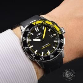 IW21274S IWC Aquatimer Automatic 2000 Wrist