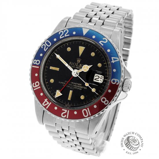 Rolex Vintage GMT-Master Underline