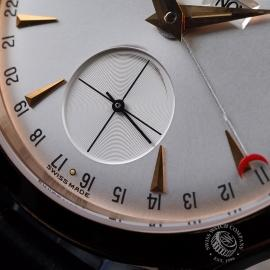 JL1879P Jaeger LeCoultre Master Date 18ct Rose Gold Close4