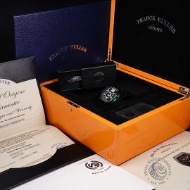 FM1948P Franck Muller Vanguard 'Encrypto' Limited Edition Box