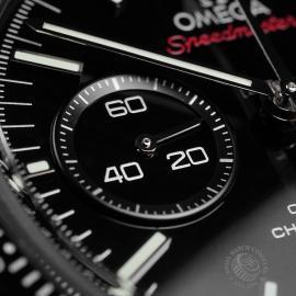 OM22518S Omega Speedmaster Dark Side of the Moon Close5