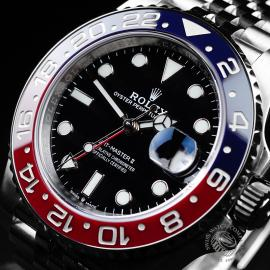 RO21767S Rolex GMT-Master II BLRO Close2