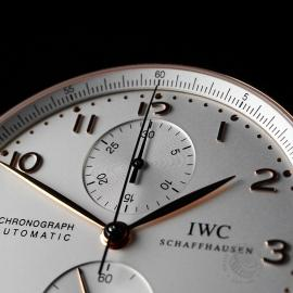 IW1888P IWC Portugieser Chronograph Close 3