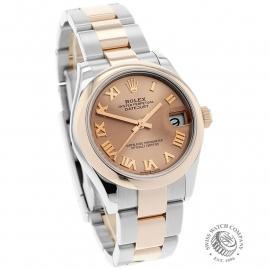 RO22560S Rolex Ladies Datejust Midsize Dial