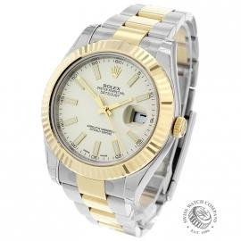 RO20012S Rolex Datejust II Back