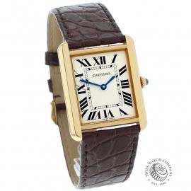 CA22349S CA22349S Cartier Tank Solo Large Dial