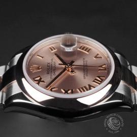 RO22560S Rolex Ladies Datejust Midsize Close7