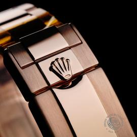 RO22074S Rolex Daytona Everose Gold Close8
