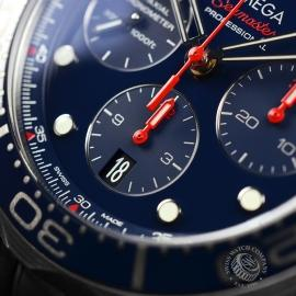OM2139S Omega Seamaster Professional Chronograph Co Axial Close6 1