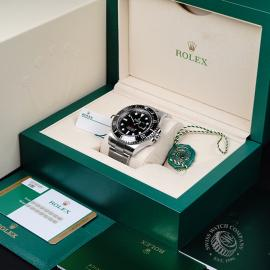 RO21808S Rolex Sea Dweller 50th Anniversary Unworn Box