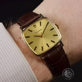21456S Vintage Tudor Dress Watch 9ct Wrist
