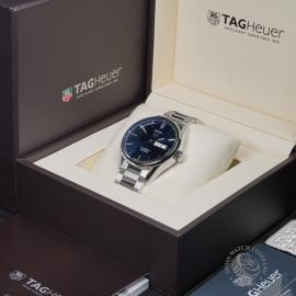 TA21587S Tag Heuer Carrera Calibre 5 Day Date Box