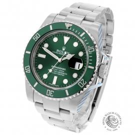 Rolex Submariner Date Ceramic 'Hulk'