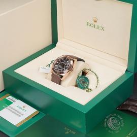 RO22696S Rolex Sky-Dweller Everose Box 1