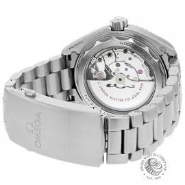 OM21393S Omega Planet Ocean Co-Axial Master Chronometer Back