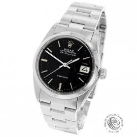 RO21694S Rolex Air-King Date 5700 Back