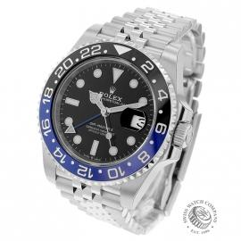 21227S Rolex GMT Master II - 2019 Model Back 1