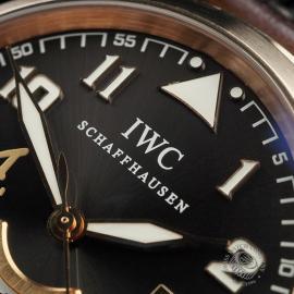 IW22448S IWC Pilot's Watch UTC Rose Gold Close3