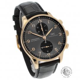 IW21979S IWC Portuguese 18ct Chronograph Dial 1